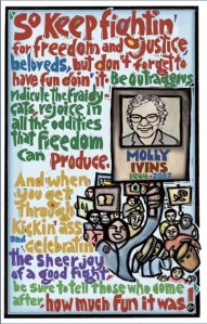 Molly Ivins tribute